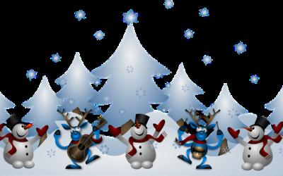 Χριστουγεννιάτικο όνειρο στο χωριό του Αϊ Βασίλη 2018!