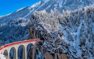 Πρωτοχρονιά στην Κοσμοπολίτικη Ελβετία
