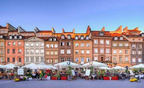 Χριστουγεννιάτικη Πολωνία Κρακοβία- Βαρσοβία