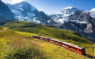 Πανόραμα Ελβετίας, Αλπικό Τρένο – 6ημ.