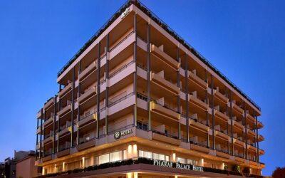 PHARAE PALACE HOTEL 4*, ΚΑΛΑΜΑΤΑ