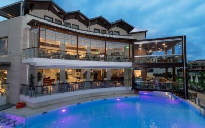 COSMOPOLITAN HOTEL & SPA 4*